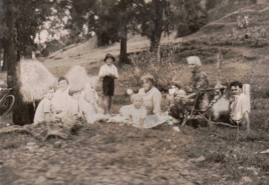 My Family History Journey